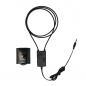SHK-02 hands-free covert communication system with build-in amplifier