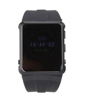SPY HIDDEN MP4 E-BOOK READER WATCH - EMP01