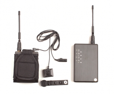 Wireless Profi Button video live transmission camera SHG0225
